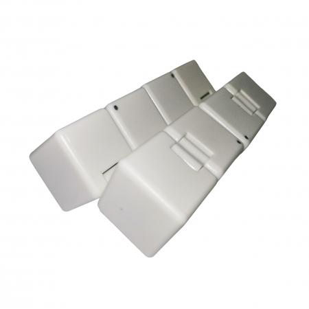 Jucarie antistres, cubul infinitului, 4 cm, plastic [1]
