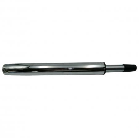 Cilindru piston, gaz, pentru scaune bar, argintiu, 51 cm [1]