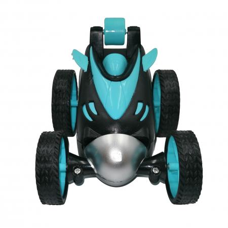 Masinuta pentru cascadorii cu telecomanda, 360 Demon, 12 cm [2]