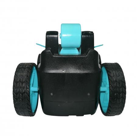 Masinuta pentru cascadorii cu telecomanda, 360 Demon, 12 cm [4]