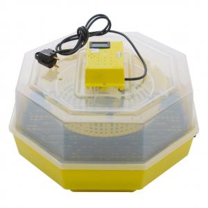 Incubator electric pentru oua cu dispozitiv intoarcere si termometru, Cleo, model 5DT0