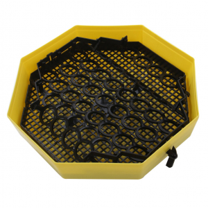 Incubator electric pentru oua cu dispozitiv intoarcere si termometru, Cleo, model 5DT4