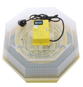 Incubator electric pentru oua cu termometru, Cleo, model 5T1