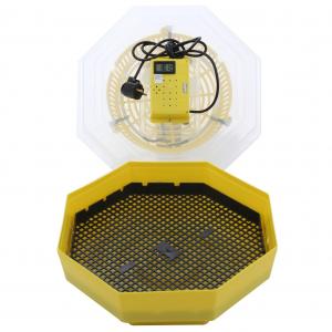 Incubator electric pentru oua cu termometru, Cleo, model 5T5