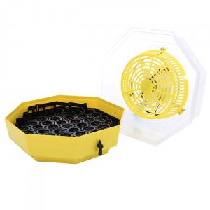 Incubator electric pentru oua cu dispozitiv intoarcere, Cleo, model 5D2
