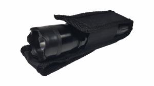 Lanterna cu electrosoc cu acumulator, LED, baston Police inclus2