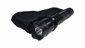 Lanterna cu electrosoc cu acumulator, LED, cutit karambit antrenament inclus3