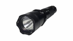 Lanterna cu electrosoc cu acumulator, LED, cutit karambit antrenament inclus1