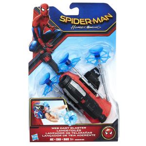 Lansator Spiderman pentru copii cu ventuze [1]