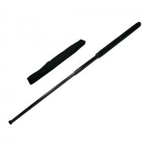 Baston telescopic cromatic, Two Handles, 106 cm, negru0