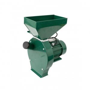 Moara Micul Meserias, 3.8 kW, 3000 rpm, cuva mare, 5.2A, 200-500 kg/h, verde0
