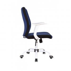 Scaun directorial US71 Micro albastru2