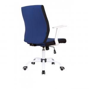 Scaun directorial US71 Micro albastru1