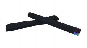 Set baston telescopic 66 cm  + box negru model 20173