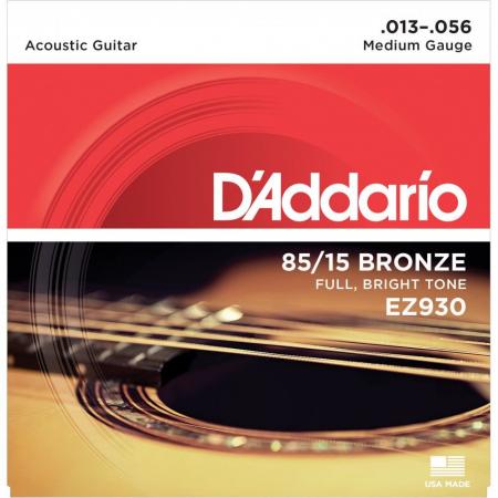 Set corzi chitara acustica D'addario EZ930 [0]