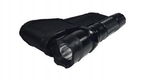 Lanterna cu electrosoc cu acumulator, LED + Box cadou1