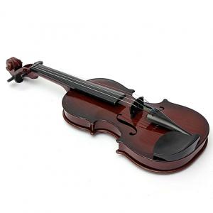 Vioara clasica din lemn 1/4, 48 cm2