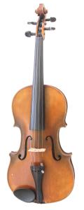 Viola-vioara clasica din lemn, 7/8, 65 cm, toc inclus1