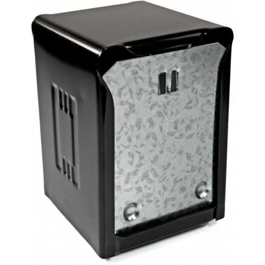 Dispenser servetele, 85x120 mm, INOX [0]