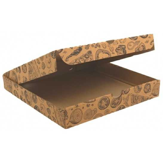 Cutii PIZZA  patrate KRAFT [1]