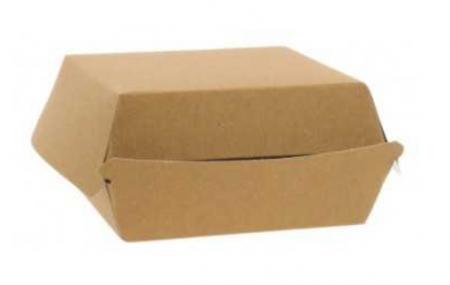 Cutii burger carton kraft natur [0]