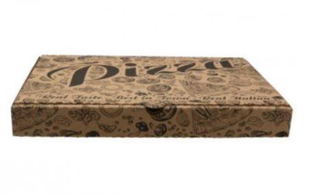 Cutii PIZZA dreptunghiulare KRAFT [1]