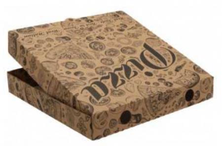 Cutii PIZZA  patrate KRAFT [0]