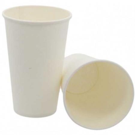 Pahar carton alb 10Oz [0]