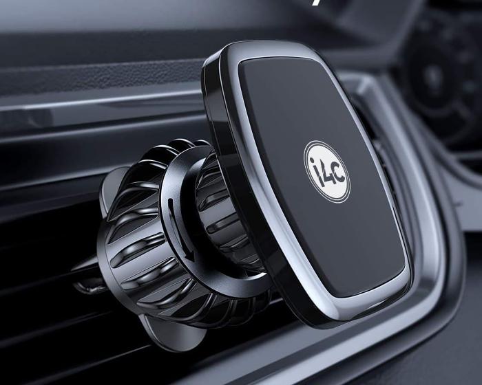 Suport magnetic pentru telefon pe bordul masinii [2]