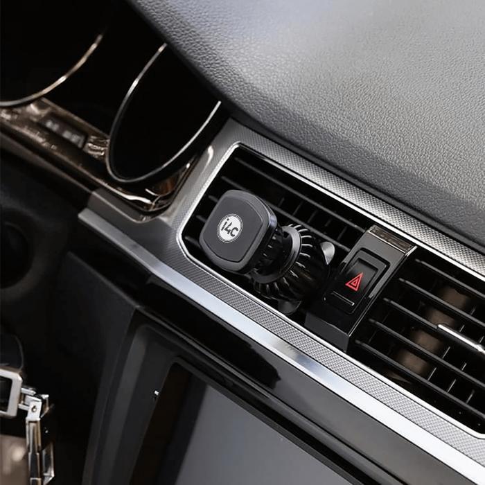 Suport magnetic pentru telefon pe bordul masinii [8]