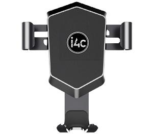 Suport de telefon cu incarcare wireless pentru grila de ventilatie, UNIVERSAL [0]