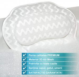 Perna pentru baie 3D Mesh [1]