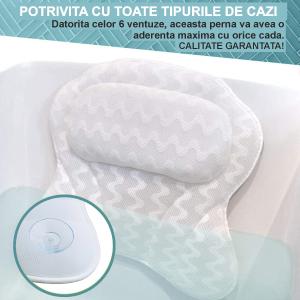 Perna pentru baie 3D Mesh [3]