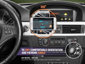 Suport magnetic pentru telefon pe bordul masinii [6]