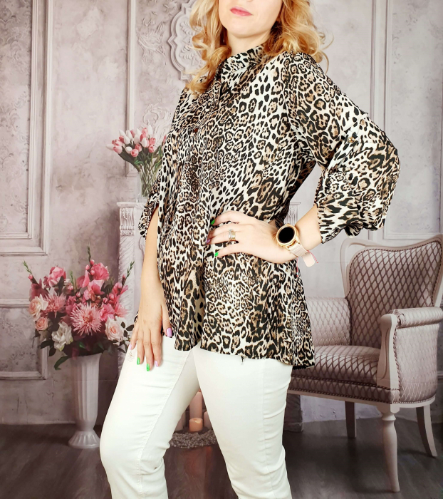 Bluza animal print - Magda 3 [0]
