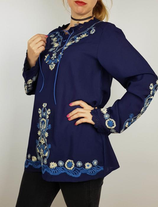 Bluza Brodata Tatiana 0