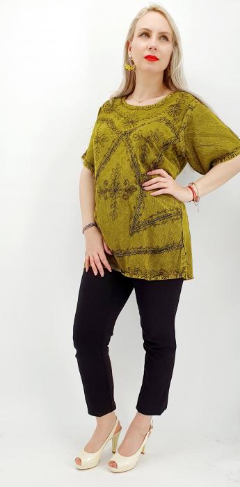 Bluza cu broderie Miuta 7 [4]