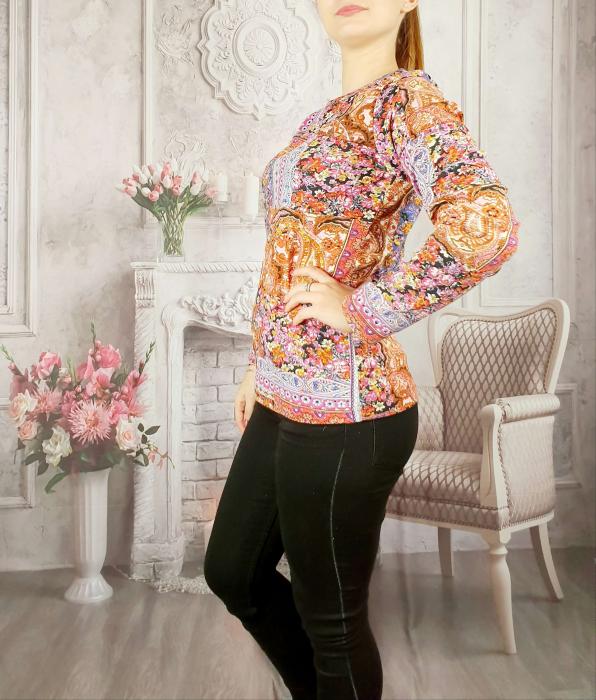Bluza cu imprimeu- Flaviana 10 [1]