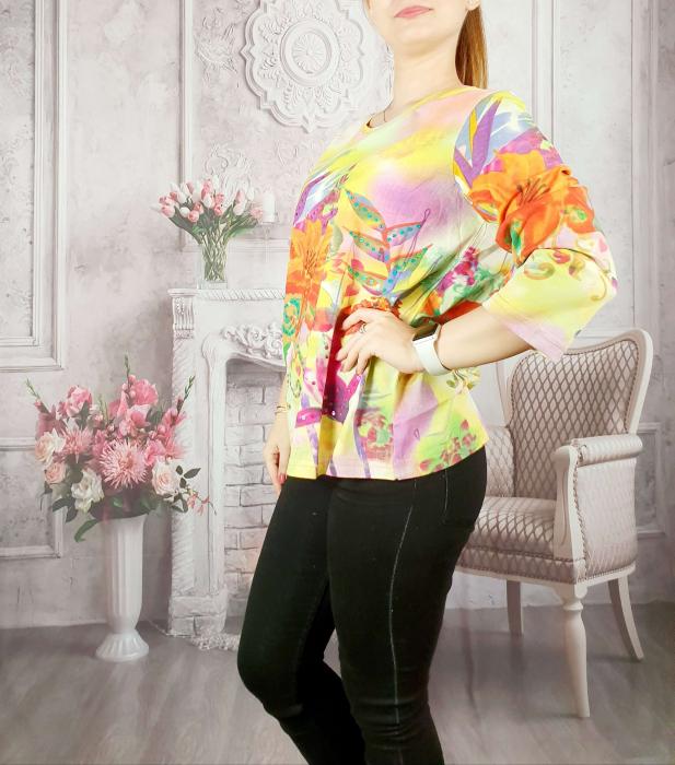 Bluza cu imprimeu- Flaviana 6 [1]