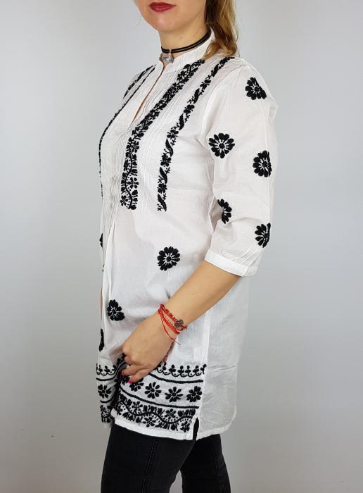 Bluza cu tematica traditionala Victoria [2]