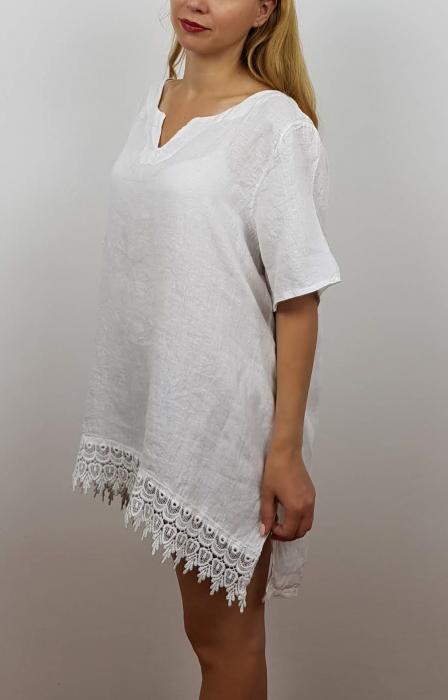 Bluza Dama din In - Minodora [4]