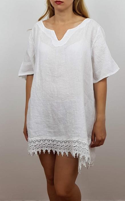 Bluza Dama din In - Minodora [3]