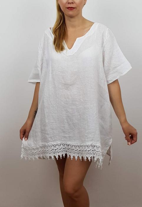 Bluza Dama din In - Minodora [1]