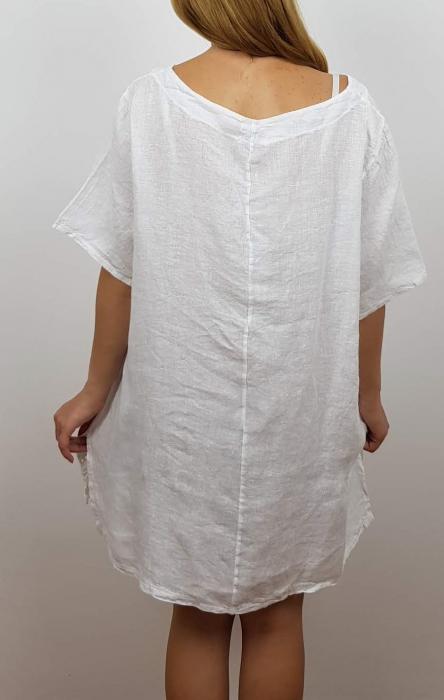 Bluza Dama din In - Minodora [2]