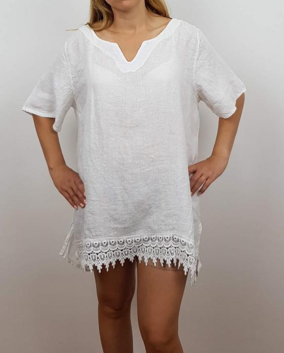Bluza Dama din In - Minodora [5]