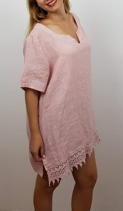 Bluza Dama din In - Minodora 4 [3]