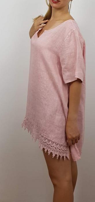 Bluza Dama din In - Minodora 4 [1]