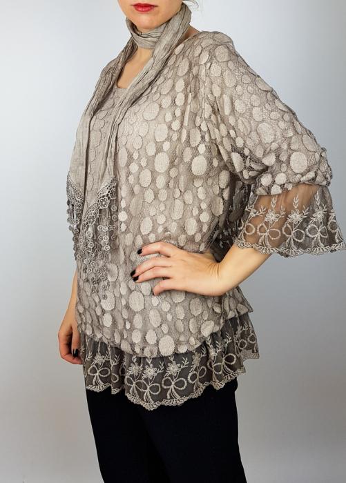 Bluza din dantela - Gina 5 [0]