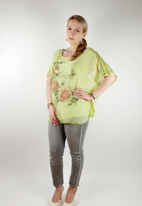 Bluza din matase - Rosalinda [2]