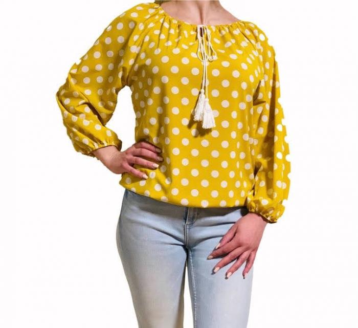 Bluza cu buline 0